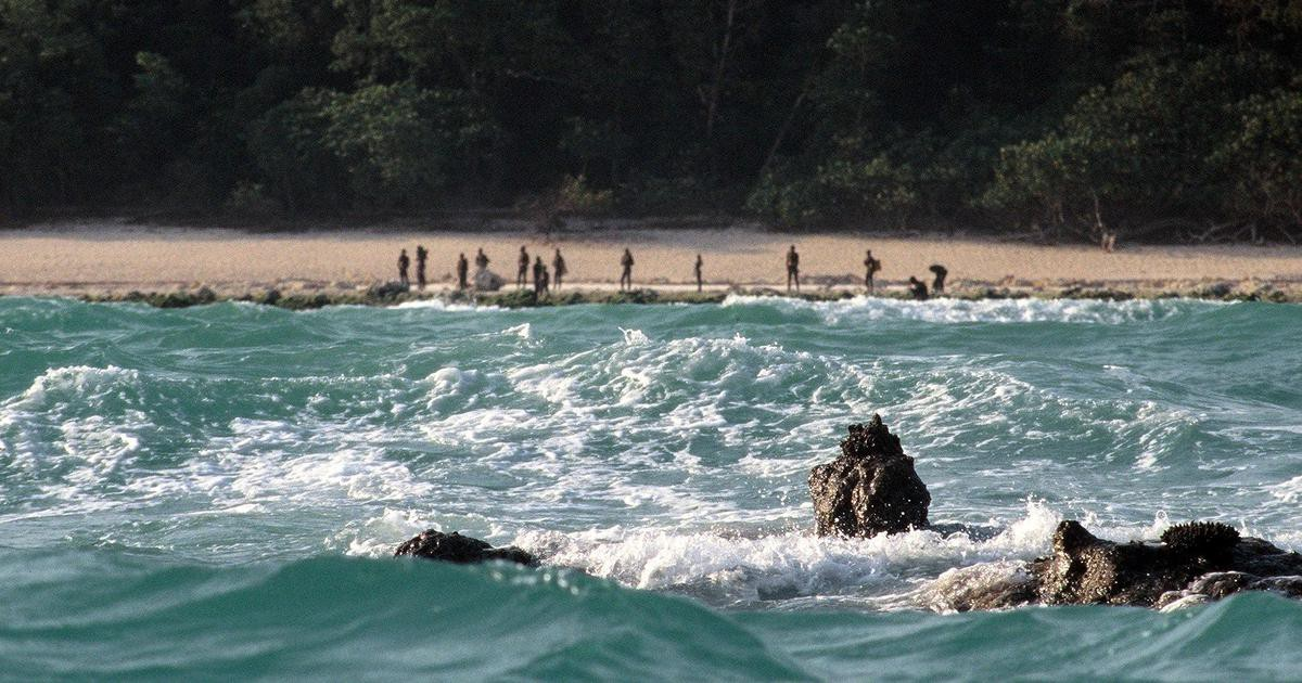 Image result for sentinel island